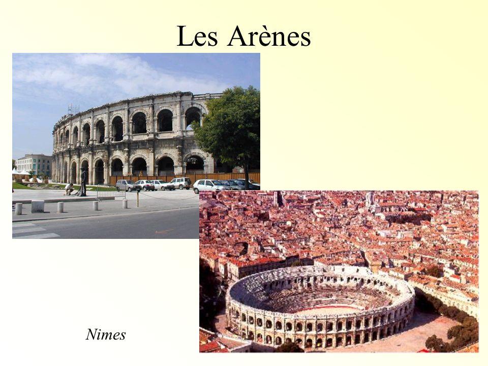 Les Arènes Nimes