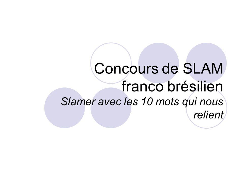 Concours de SLAM franco brésilien