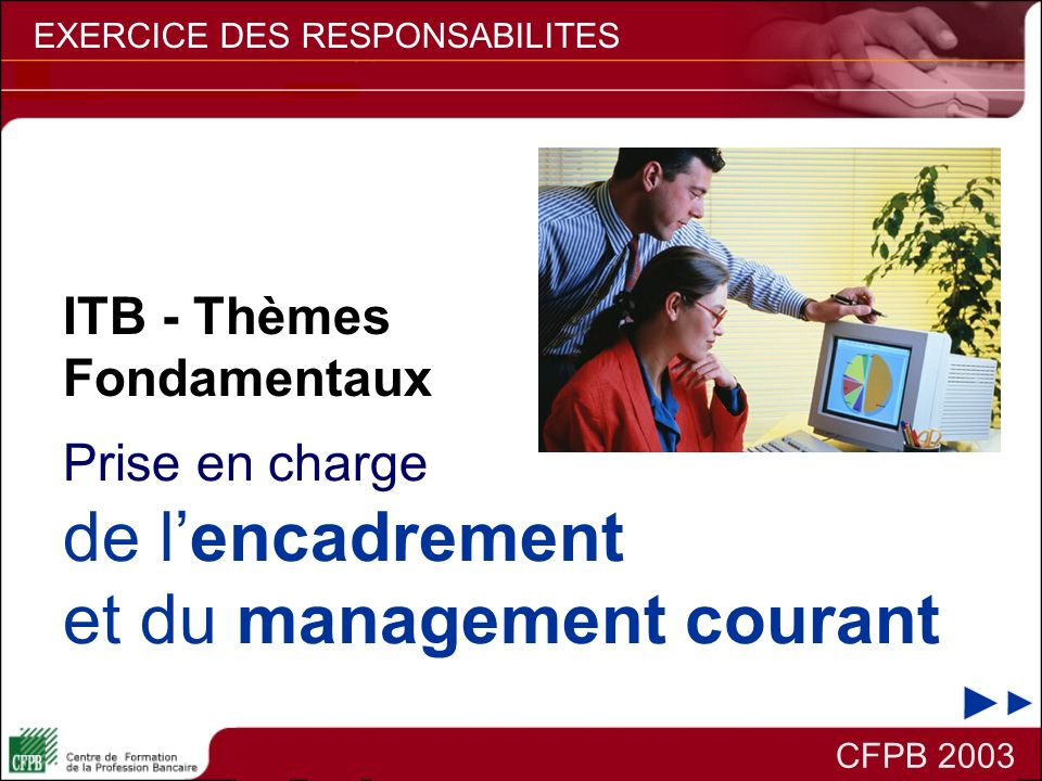 et du management courant