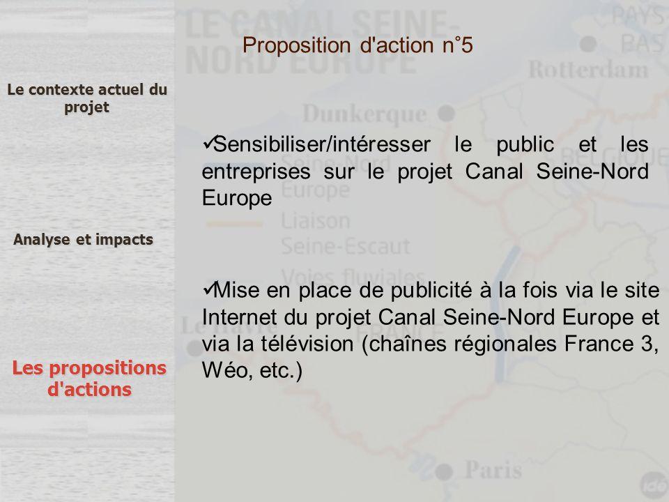 Proposition d action n°5