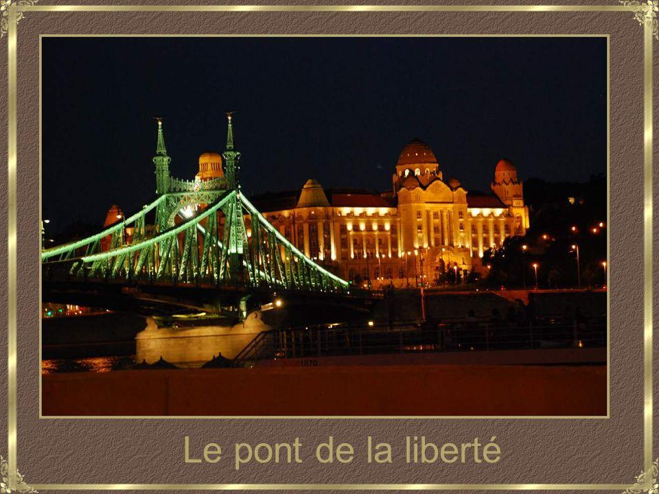 Le pont de la liberté