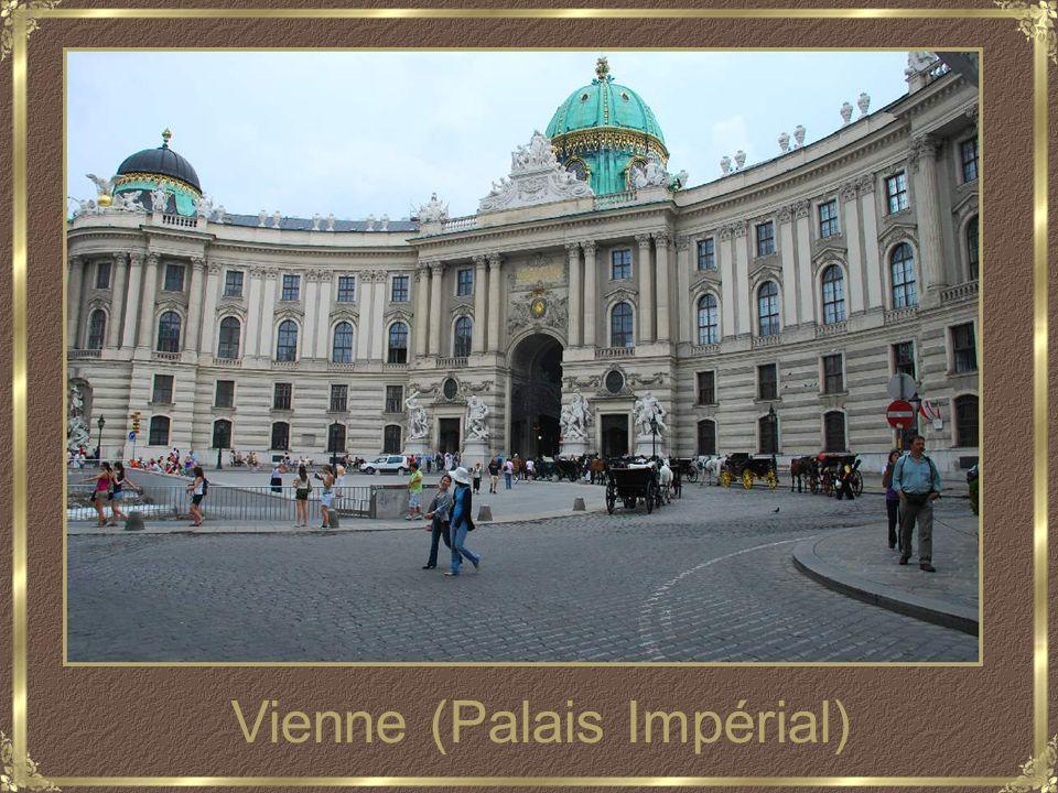 Vienne (Palais Impérial)