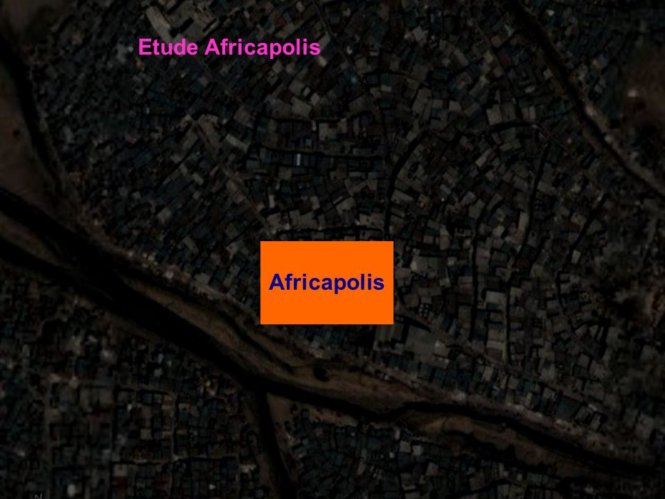 Etude Africapolis Africapolis