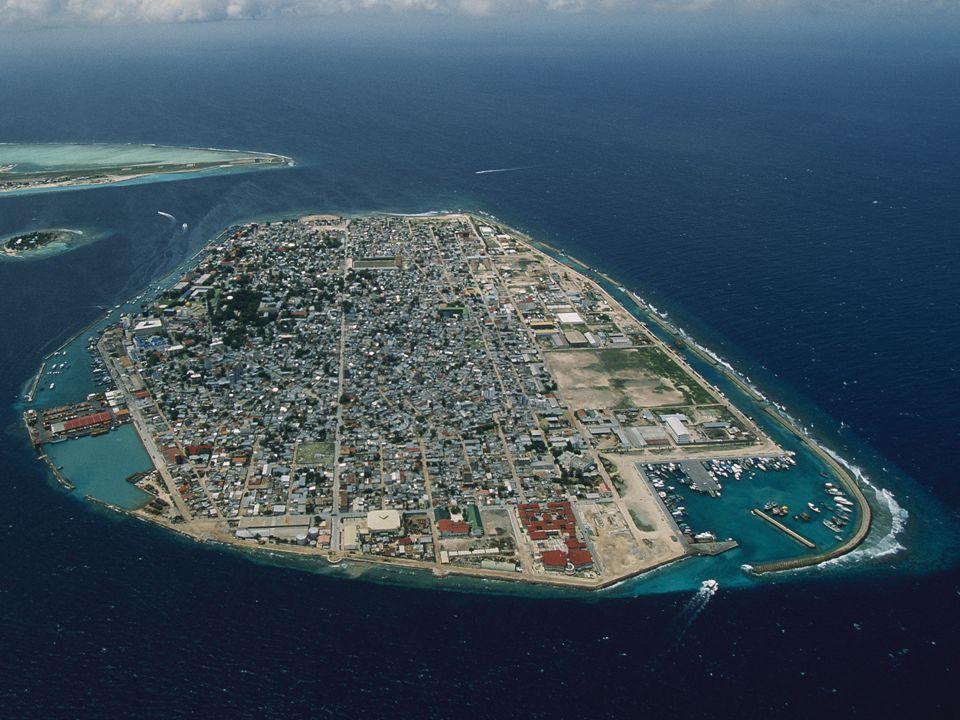 Mahé aux Maldives. Notre avenir commun