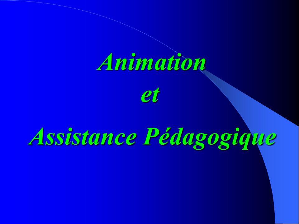 Assistance Pédagogique