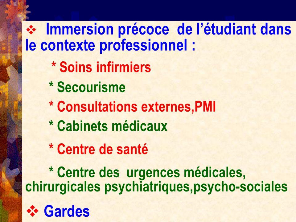 * Soins infirmiers Gardes * Secourisme * Consultations externes,PMI