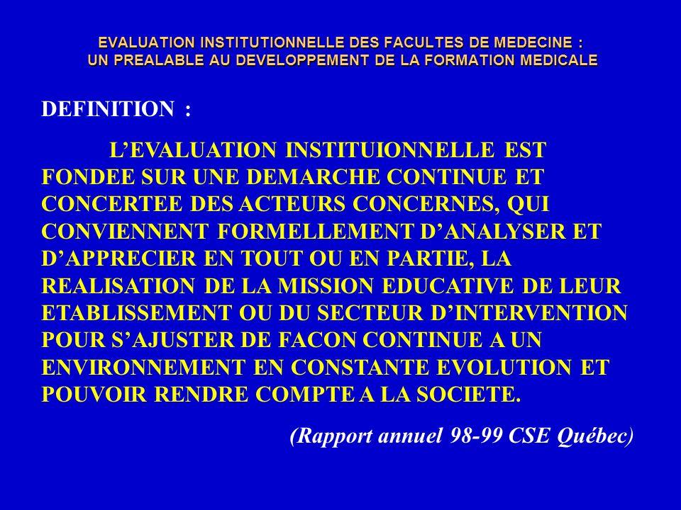(Rapport annuel 98-99 CSE Québec)