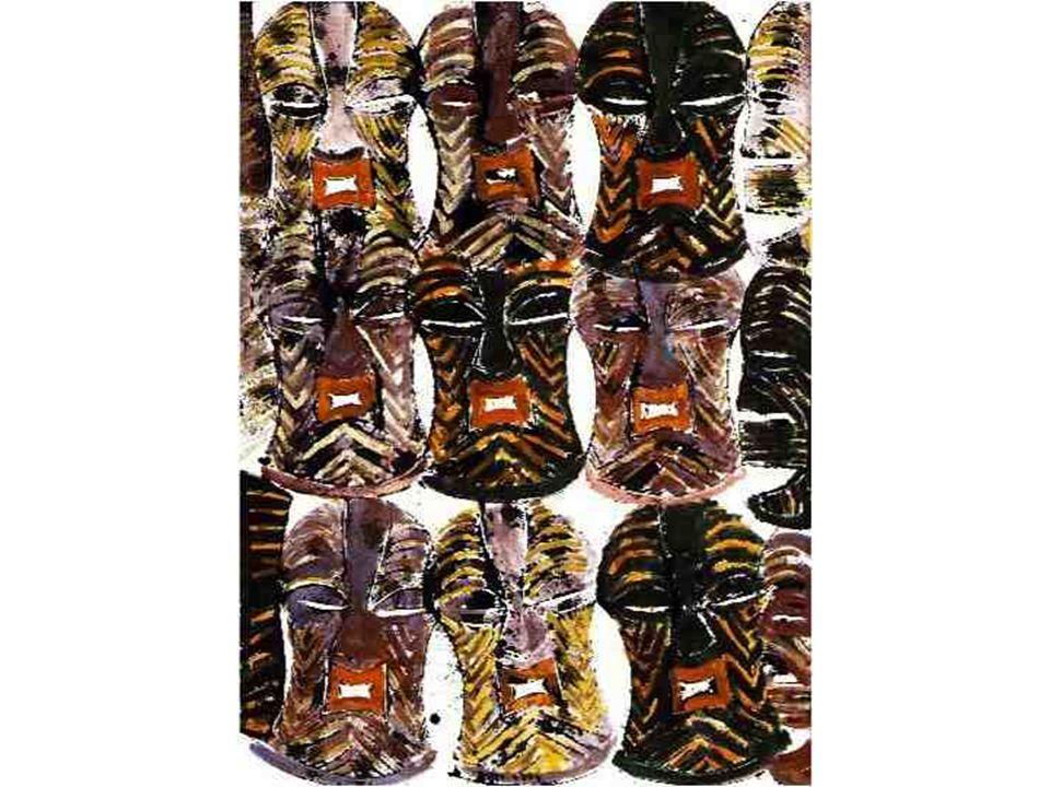 1998: Empreintes de masques du Niger