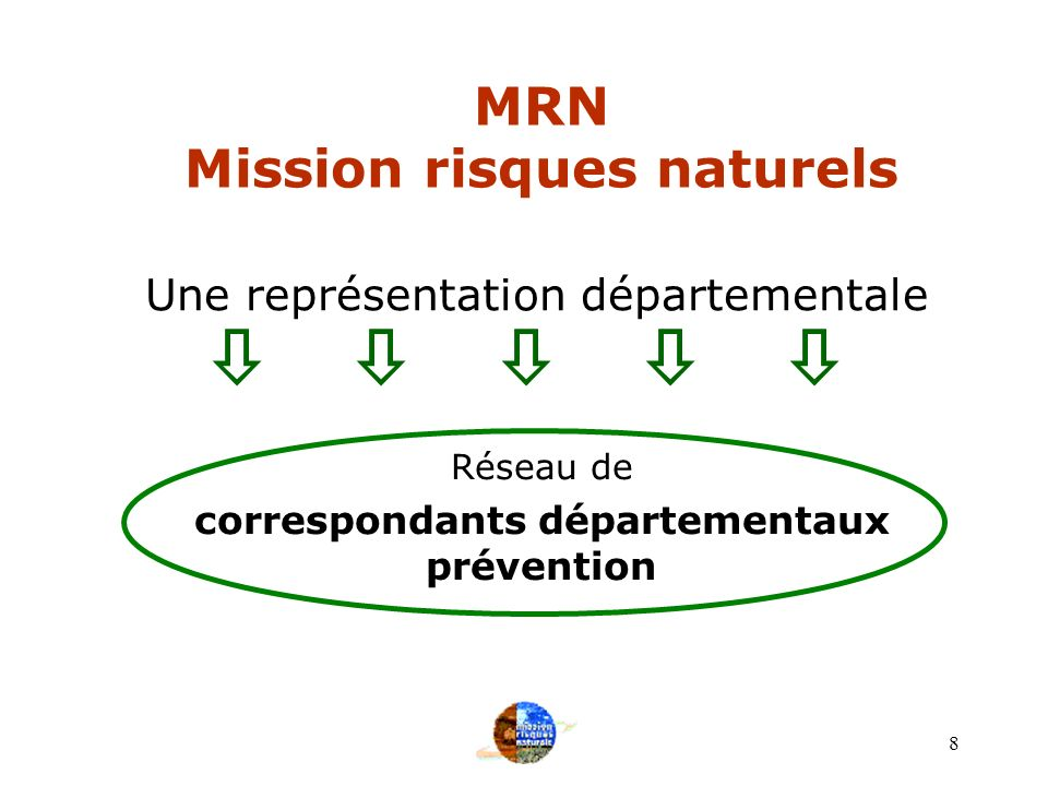 MRN Mission risques naturels