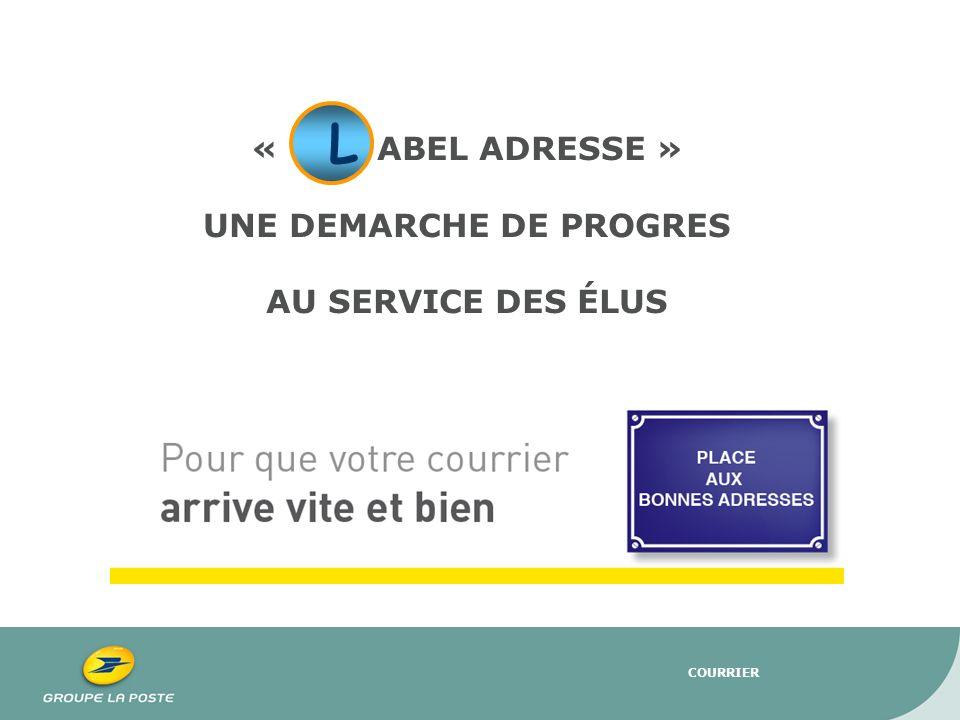 « ABEL ADRESSE » UNE DEMARCHE DE PROGRES AU SERVICE DES ÉLUS