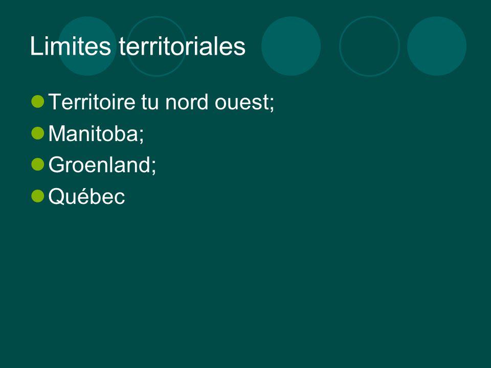 Limites territoriales