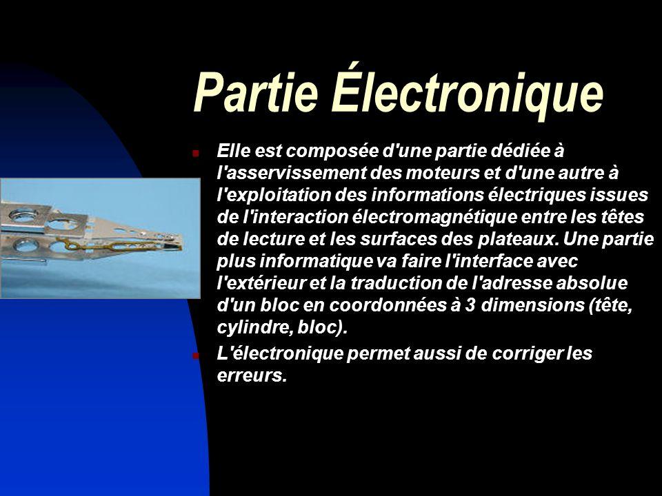 Partie Électronique