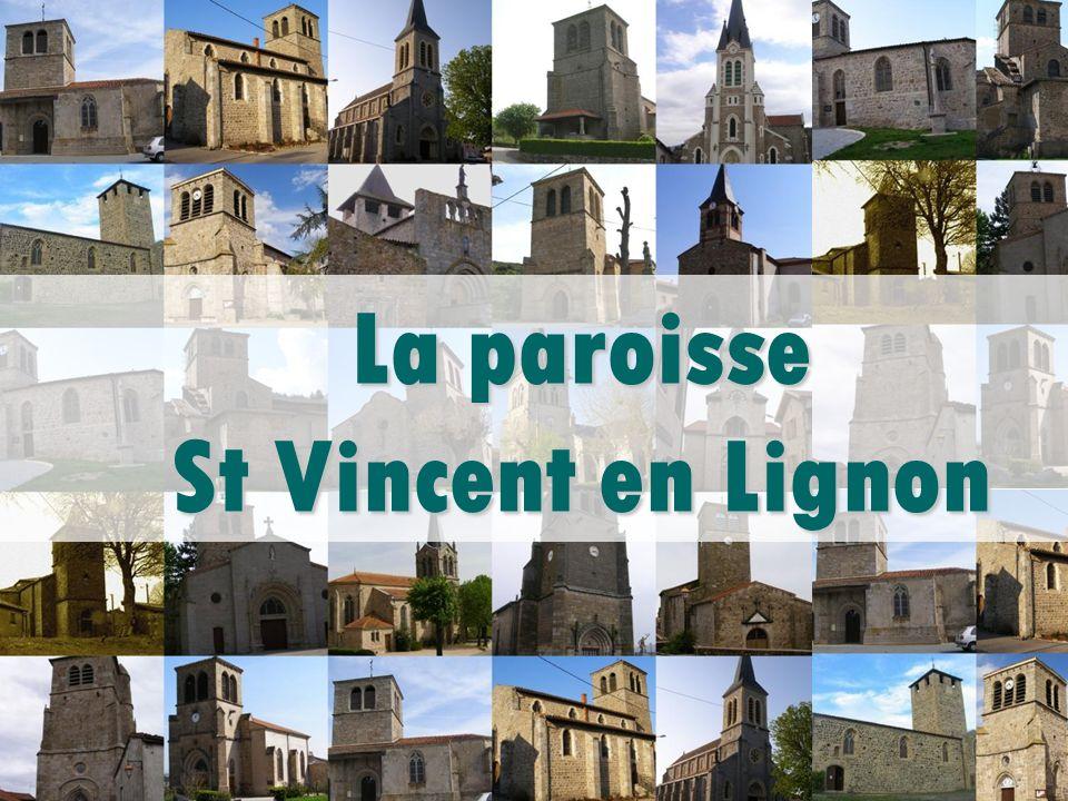 La paroisse St Vincent en Lignon