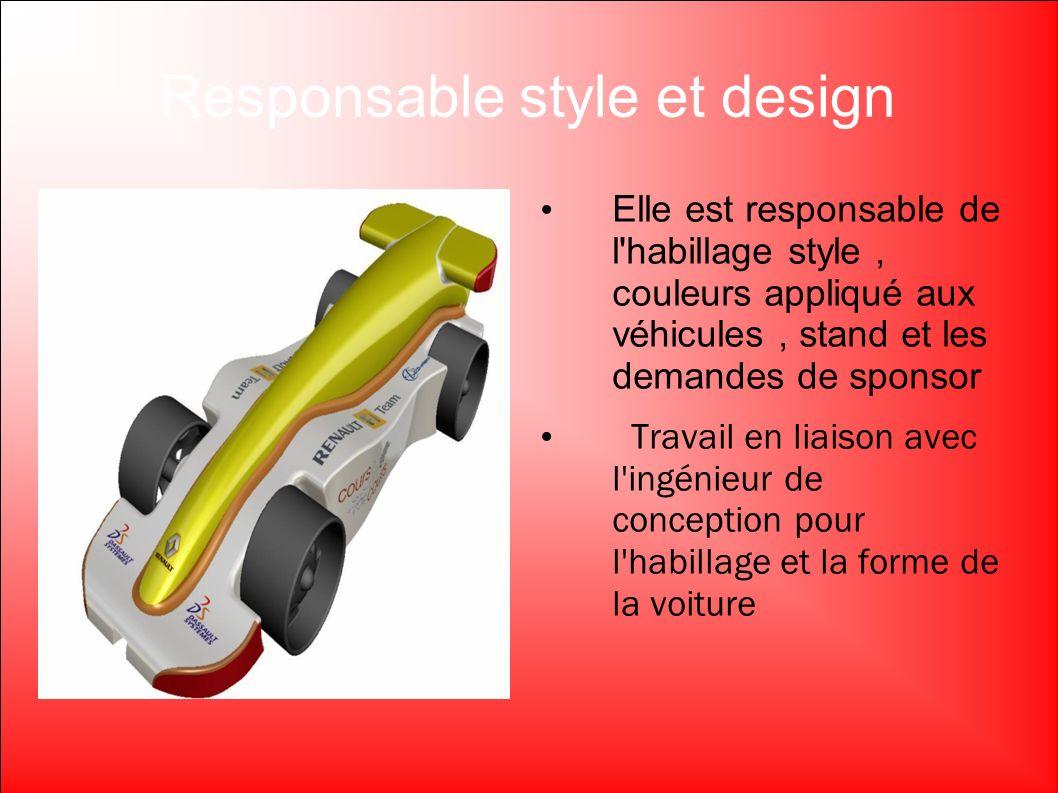 Responsable style et design