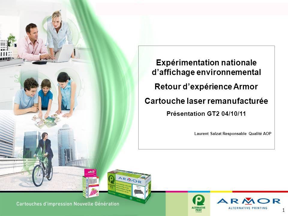 Expérimentation nationale d'affichage environnemental
