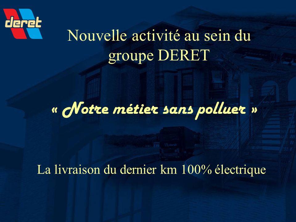 « Notre métier sans polluer »
