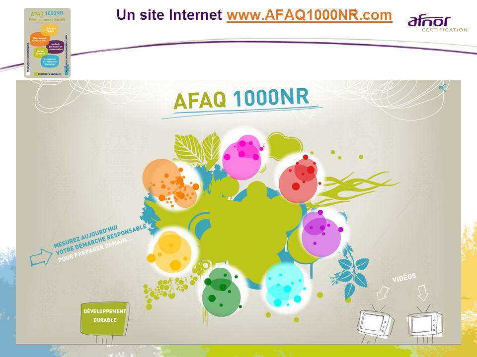 Un site Internet www.AFAQ1000NR.com