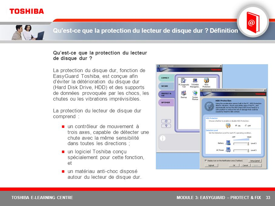 Qu est-ce que la protection du lecteur de disque dur Définition
