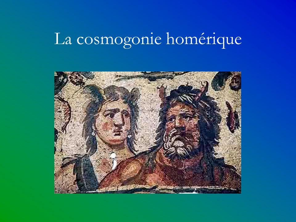 La cosmogonie homérique
