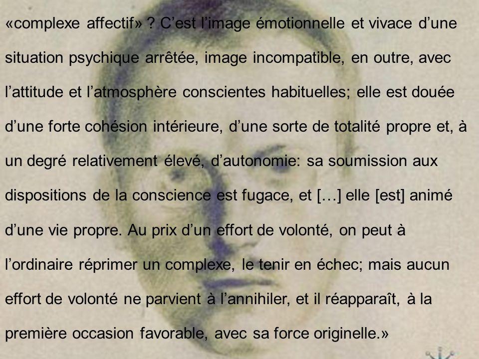 «complexe affectif» .