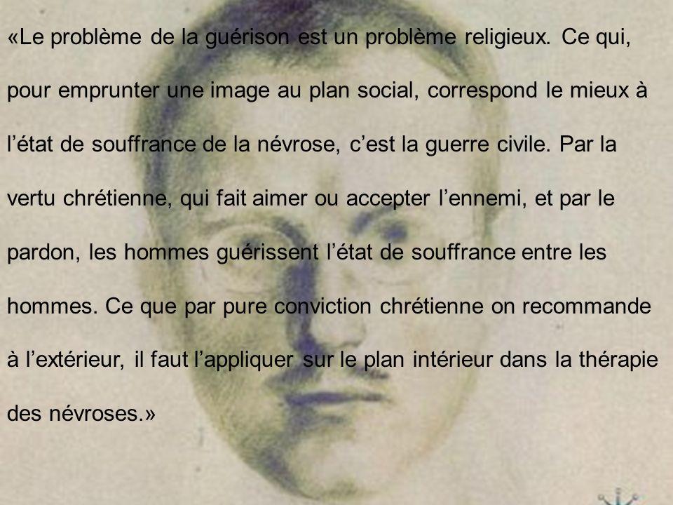 «Le problème de la guérison est un problème religieux
