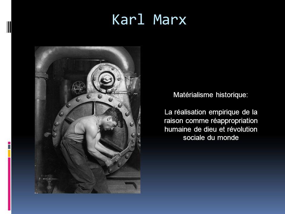 Matérialisme historique: