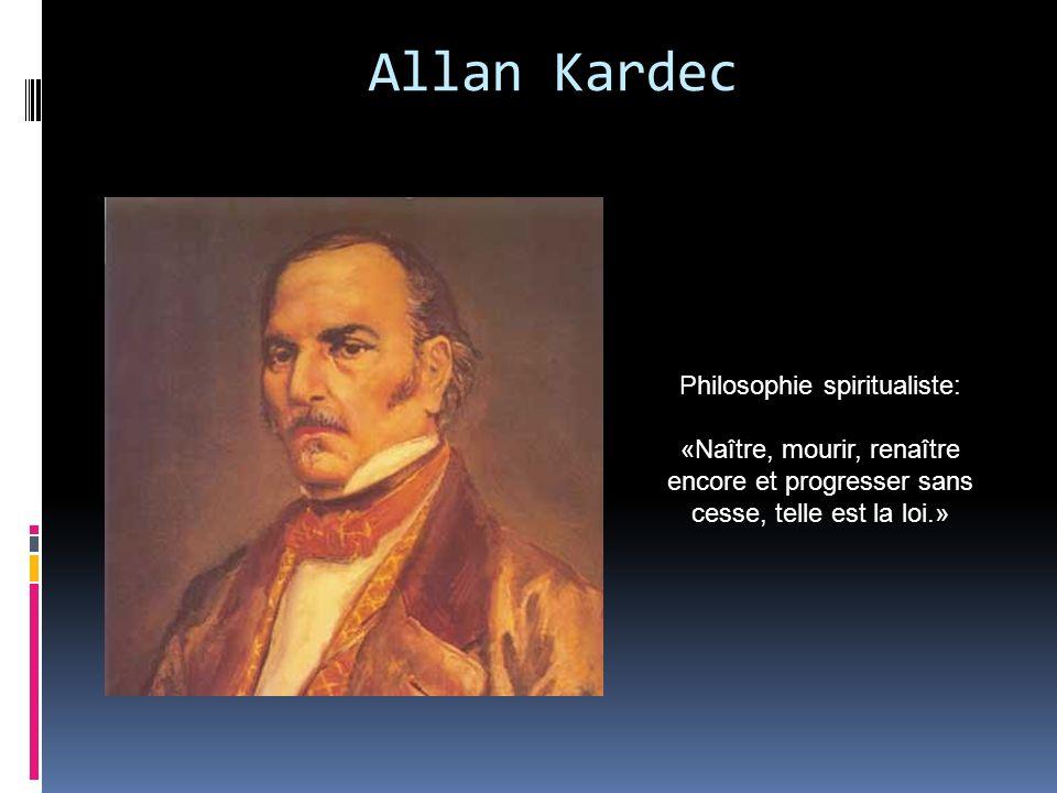 Philosophie spiritualiste: