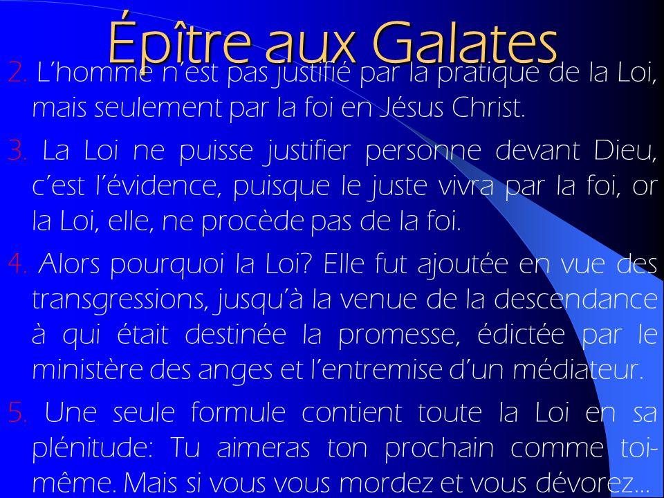 Épître aux Galates