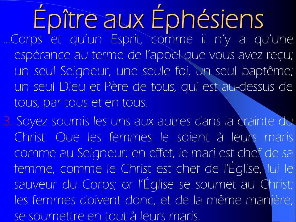 Épître aux Éphésiens