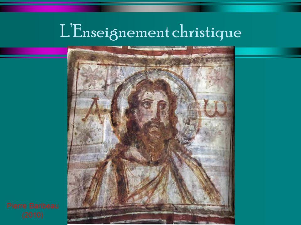 L'Enseignement christique