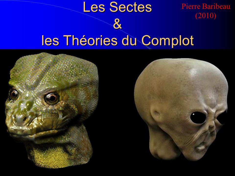 Les Sectes & les Théories du Complot