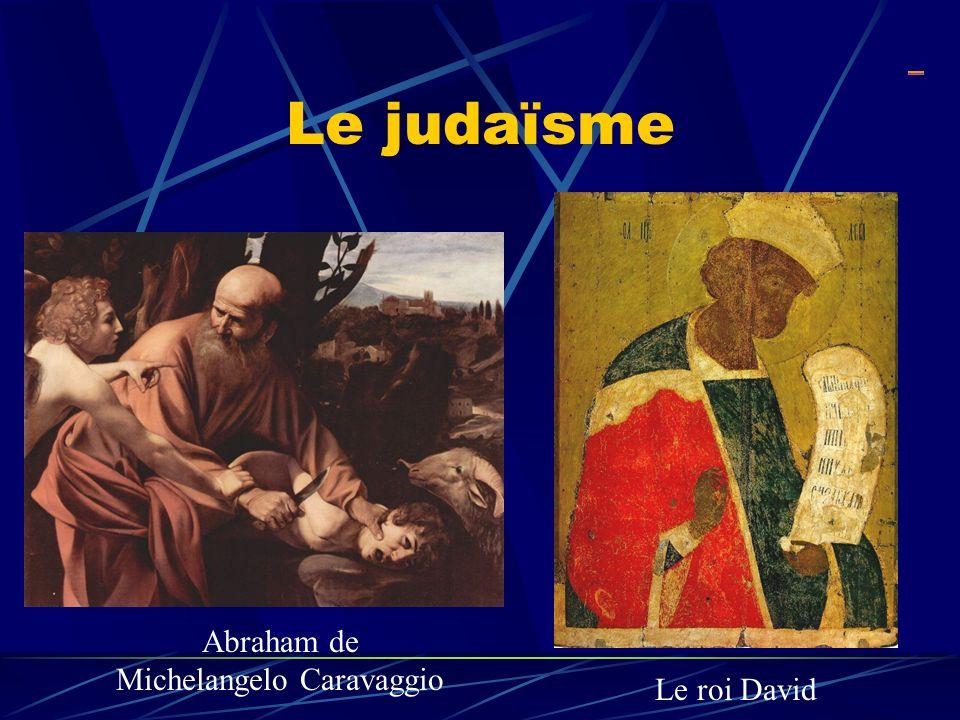 Abraham de Michelangelo Caravaggio