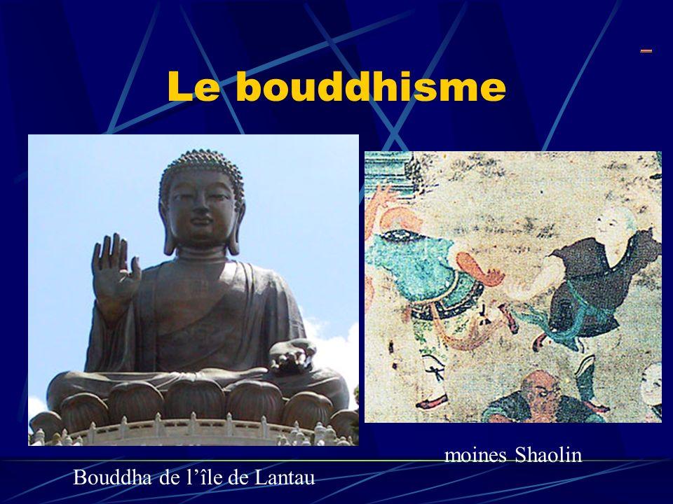 Bouddha de l'île de Lantau
