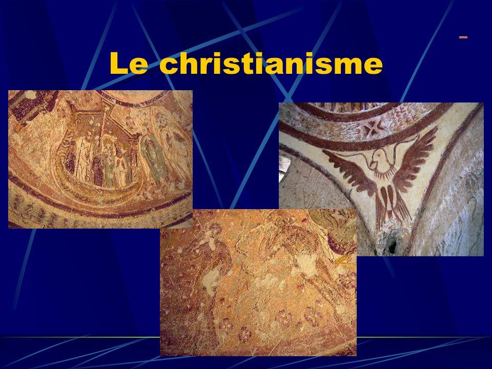 _ Le christianisme
