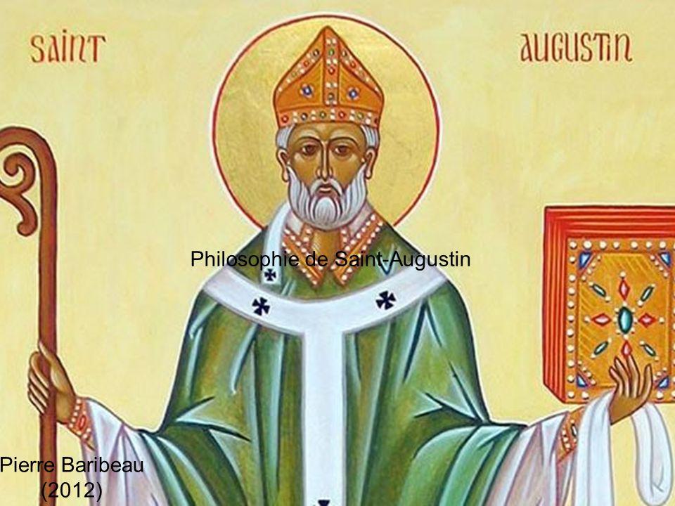 Philosophie de Saint-Augustin