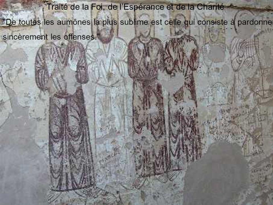 Traité de la Foi, de l'Espérance et de la Charité