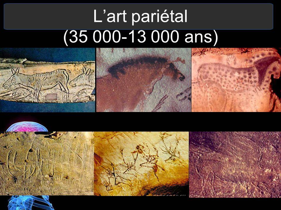 L'art pariétal (35 000-13 000 ans)