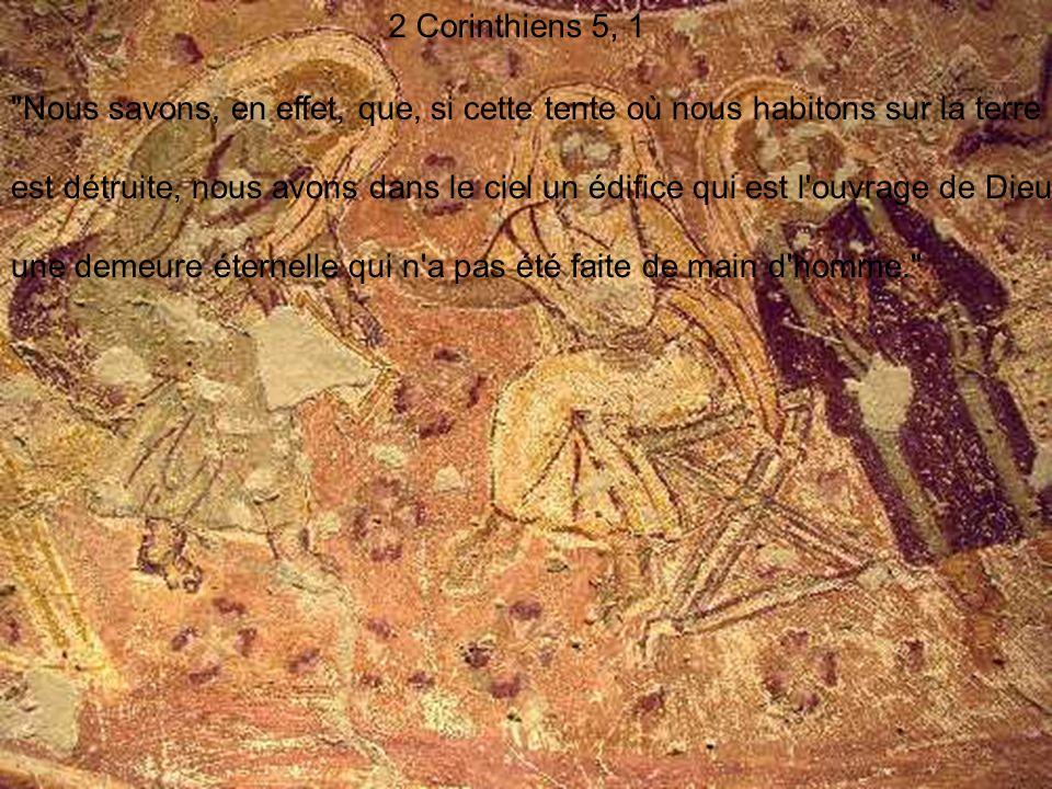 2 Corinthiens 5, 1