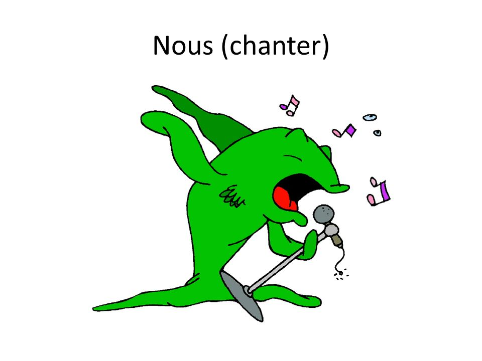 Nous (chanter)