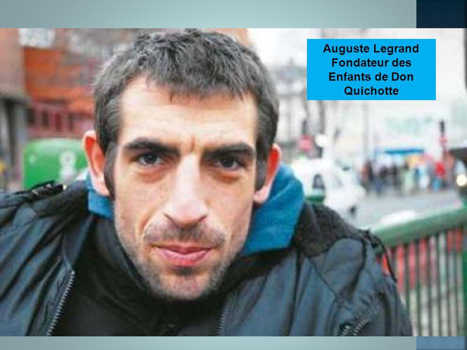Auguste Legrand Fondateur des Enfants de Don Quichotte