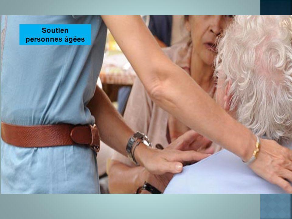 Soutien personnes âgées