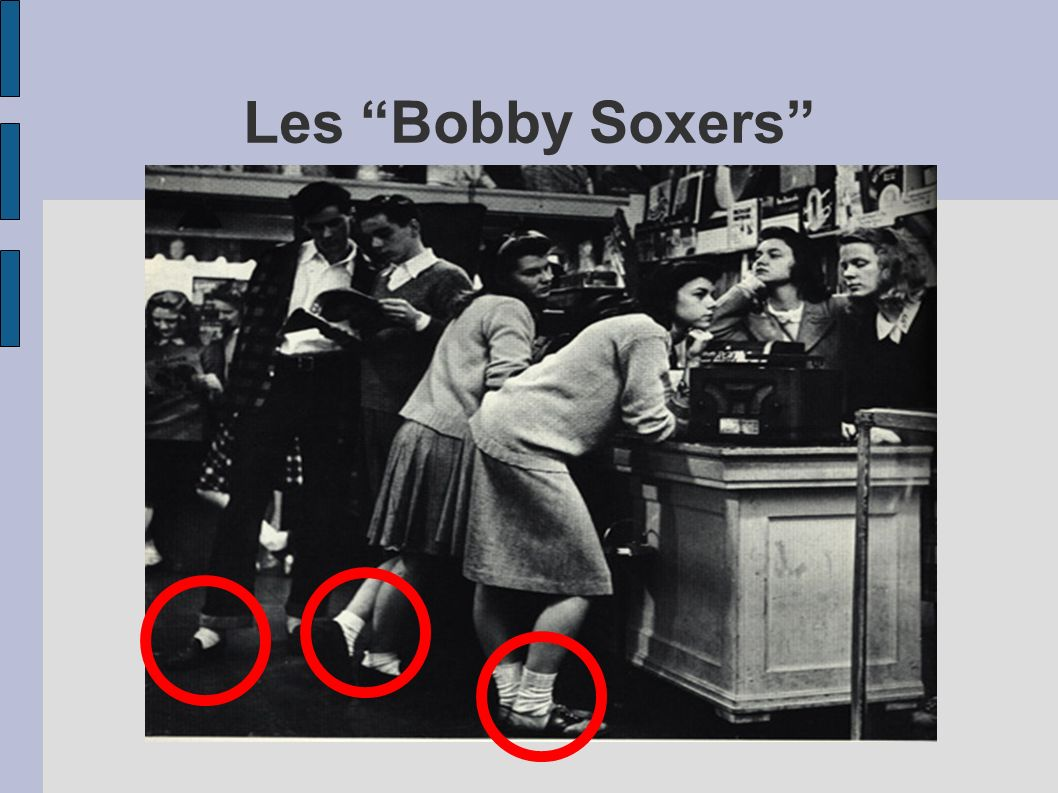 Les Bobby Soxers