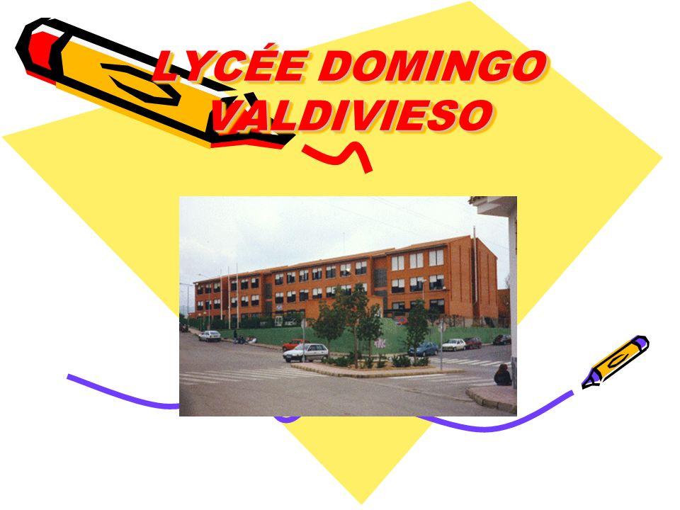 LYCÉE DOMINGO VALDIVIESO