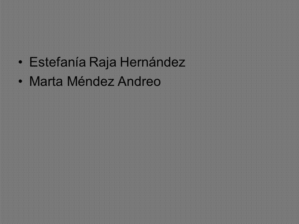Estefanía Raja Hernández