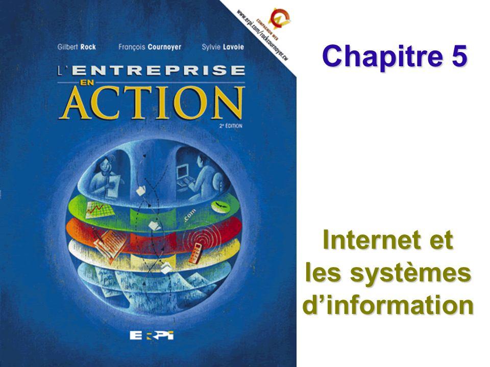 Internet et les systèmes d'information