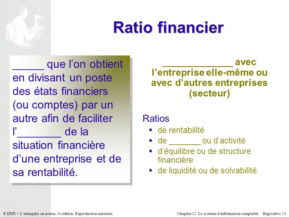 Ratio financier