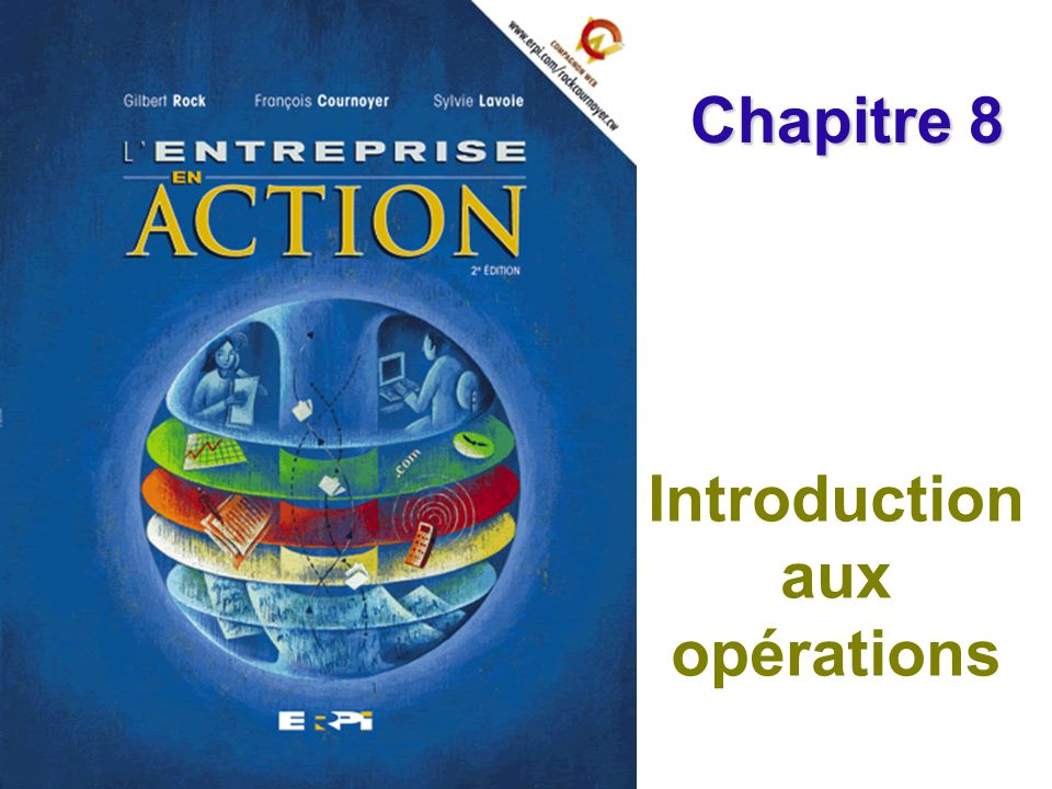 Introduction aux opérations