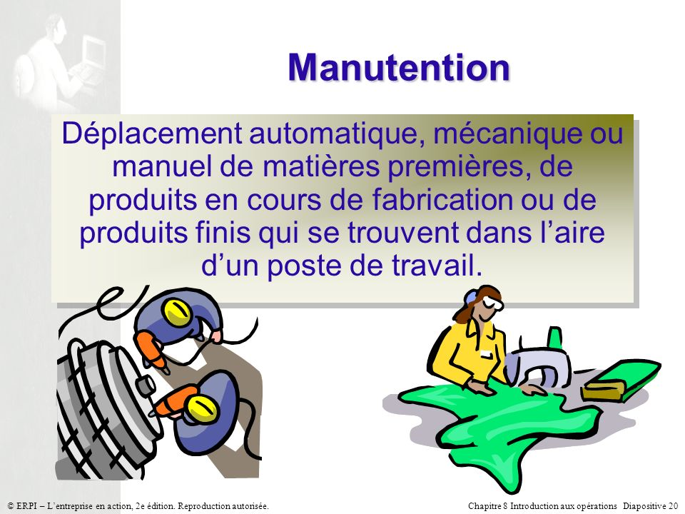 Manutention