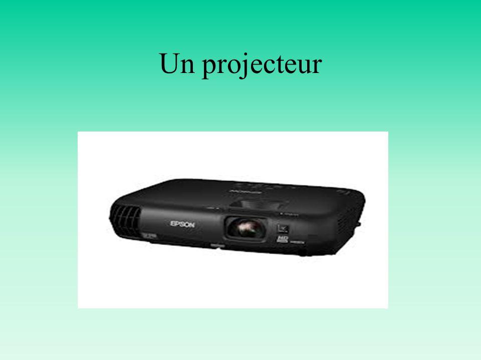 Un projecteur