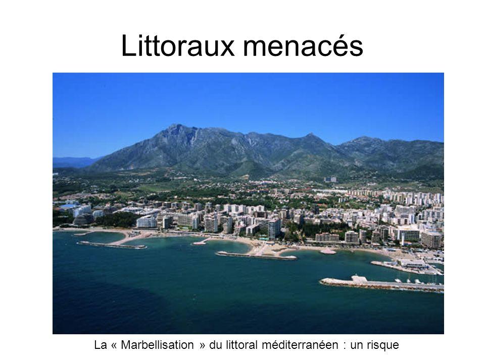 La « Marbellisation » du littoral méditerranéen : un risque